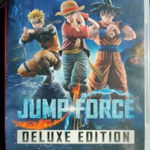 Jump Force: Deluxe Edition (Nintendo Switch) for Sale in Norco, CA
