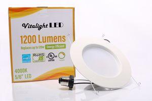 "5/6"" Vitalight LED Downlight for Sale in Clovis, CA"