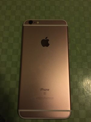 iPhone 6s unlocked used like New for Sale in Ottumwa, IA