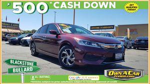 2017 Honda Accord Sedan for Sale in Fresno , CA