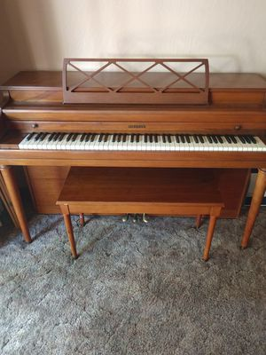 1961-1962 Gulbransen upright piano for Sale in Magalia, CA