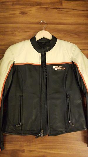 Xs womans Harley Davidson motorcycle jacket for Sale in Jacksonville, FL