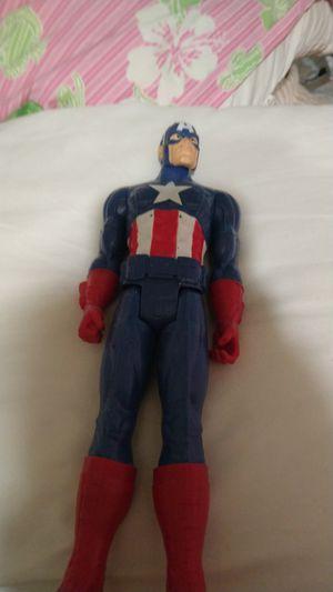 Captain America action figure for Sale in Gardena, CA