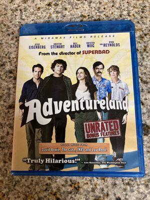 Adventureland, Blu-ray movie for Sale in Saint John, IN