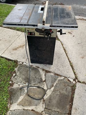 Rockwell table saw for Sale in San Antonio, TX