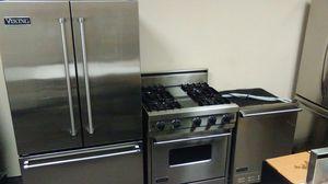 Viking appliance kitchen set for Sale in Yorba Linda, CA