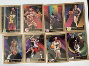 NBA 1990/1991 SkyBox Card Lot Basketball Panini Jordan Rodman for Sale in Norwalk, CA
