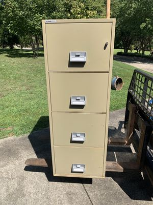 Fire proof file cabinet for Sale in Pickens, SC