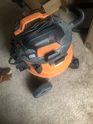 Rigid shop vac for Sale in Knoxville, TN
