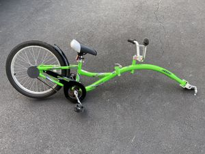Trailer Bike for kids for Sale in Jamison, PA