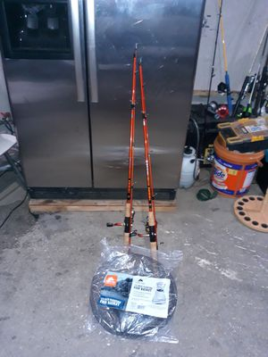 Fishing rods combo for Sale in Los Angeles, CA