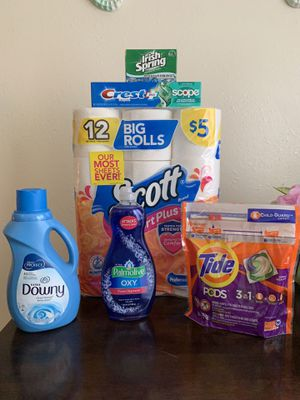 Household Bundle $20 for Sale in Lakewood, WA