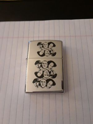 "Zippo Three Stooges ""Crazy Heads"" Lighter for Sale in Frederick, MD"
