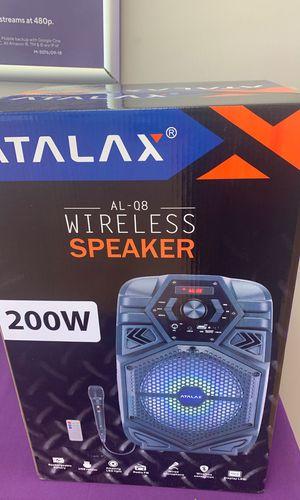 Wireless Bluetooth Speaker for Sale in West Point, MS