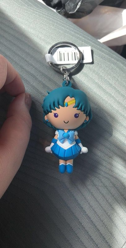Sailor Moon 🌙 Collectible Keychain