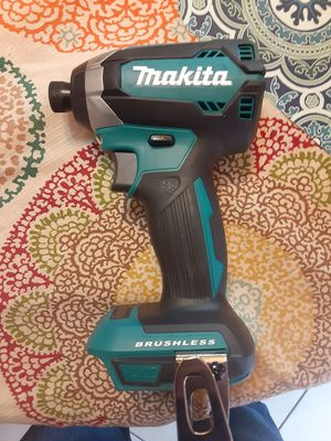 Makita lxt brushless impact drill ( tool only for Sale in San Jose, CA