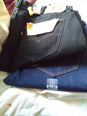 Calvin Klein purse And Levis 501's jeans for Sale in Portland, OR