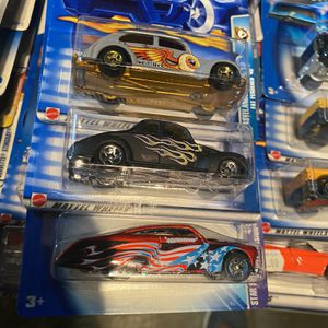 Hot Wheels 3 For $5 for Sale in Fresno, CA