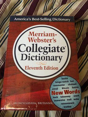 Merriam-Webster's dictionary for Sale in Smyrna, DE