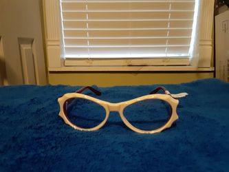 Vanni red and white frames 52 16 135mm for Sale in St. Louis,  MO