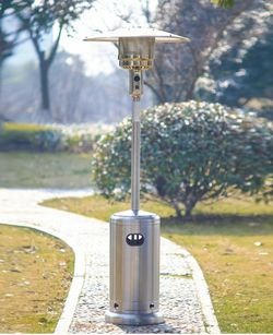 BRAND NEW 48000-BTU Stainless Steel Patio Heaters for Sale in West Covina,  CA