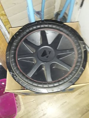 Kicker comp vr for Sale in Los Angeles, CA
