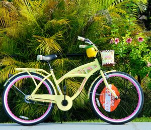 🔥BRAND NEW 🔥26 INCH WOMEN'S 🥳LUXURY CRUISER BEACH BIKE for Sale in Coral Springs, FL
