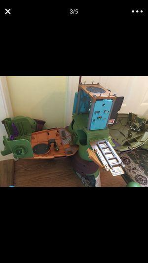 Ninja turtle toy , kids , for Sale in Richmond, VA
