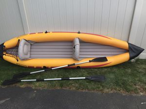 2 person Inflatable kayak for Sale in Boston, MA