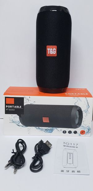 BLACK Bluetooth Speaker Wireless for Sale in Los Angeles, CA