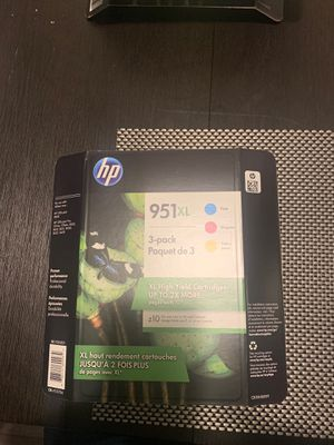 Hp 951xl 3 pack for Sale in Los Angeles, CA