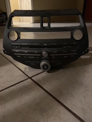 Original 2010 Honda accord radio for Sale in Miami, FL