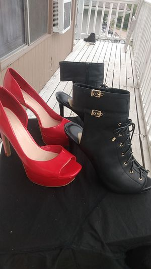 Size 11 jessica simpson & gianni bini heels for Sale in North Little Rock, AR
