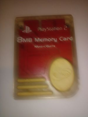 Ps2 memory for Sale in Fontana, CA
