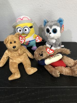 Beanie babies bundle for Sale in Round Rock, TX