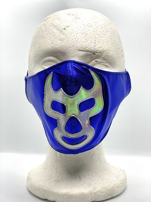 Hand Made Lucha Libre Face Masks for Sale in San Francisco, CA