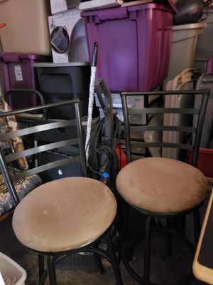 Stools 2 of them for Sale in Portland, OR