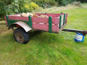4X8 utility trailer for Sale in Arlington, WA