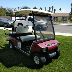 Golf cart 4 seater 48 volts for Sale in Perris, CA