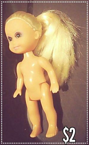 Small doll like Barbie little sister for Sale in Auburndale, FL
