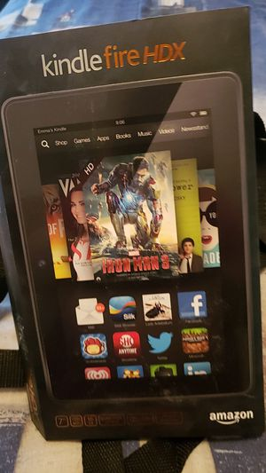 Kindle fire HDX for Sale in Brooks, OR