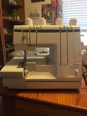 Husqvarna Viking Serger Sewing Machine for Sale in Stockton, CA