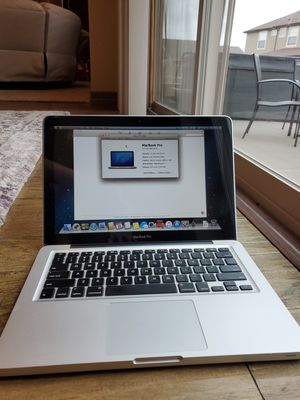 Apple MacBook Pro Mid 2012 500 GB 13 inch for Sale in Rexburg, ID
