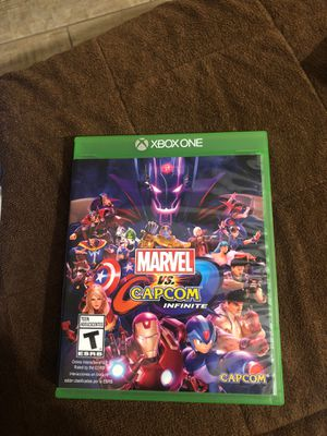 Marvel VS Capcom Infinite for Sale in Riverside, CA