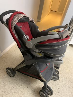 Graco Car Seat & Stroller Travel System for Sale in Miami, FL