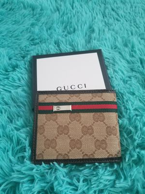 Men Gucci Wallet for Sale in Cleveland, OH