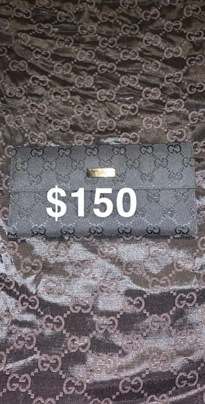 Black Gucci Wallet for Sale in Lake Oswego, OR