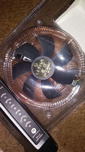 Modem comcast ultra pc fan for Sale in Ypsilanti, MI