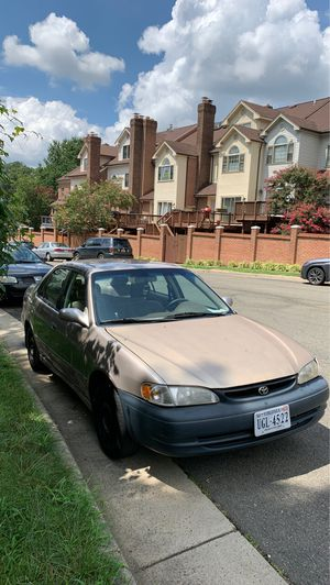 1998 Toyota Corolla for Sale in Alexandria, VA