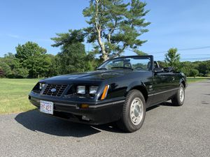1984 Mustang GT convertible for Sale in Rehoboth, MA